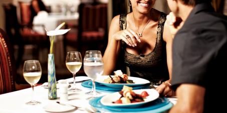 Лучшее свидание: рестораны для романтического ужина в Киеве