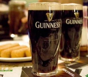 Guinness зовет по пабам