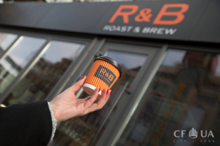 Roast & Brew cafe Kyiv