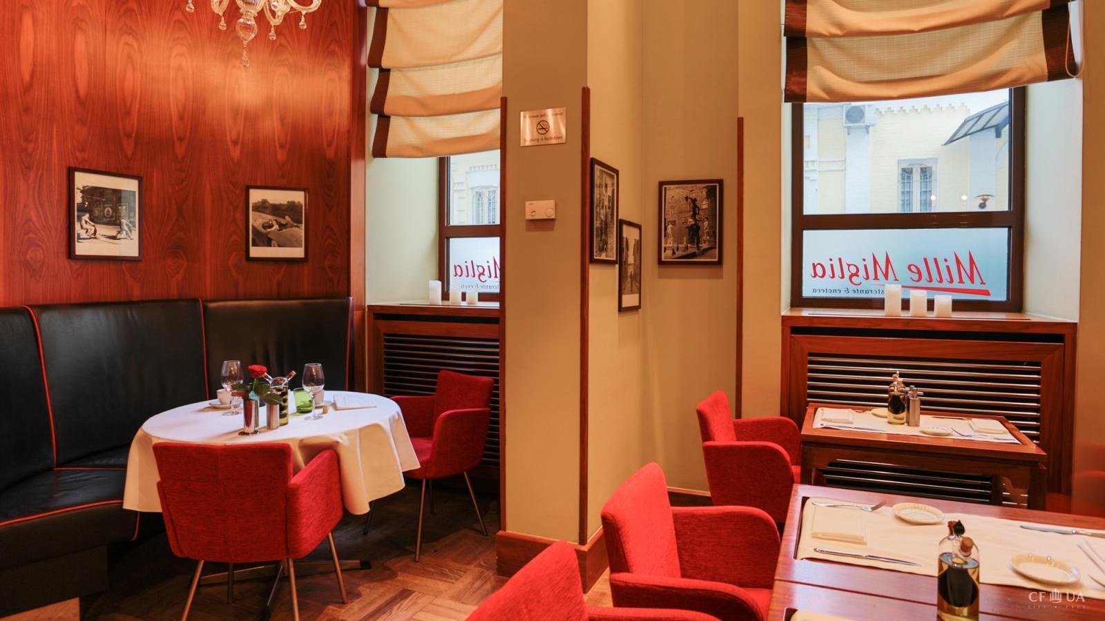Ресторан мишлен в риме