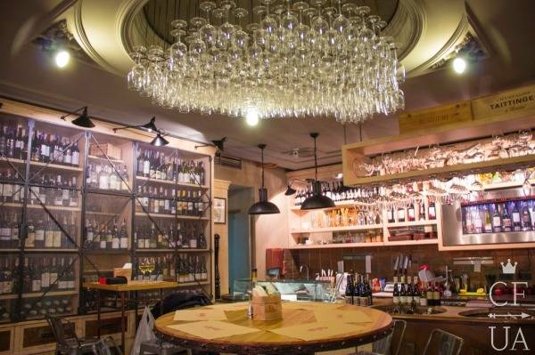 Винный бар Vinsanto Wine bar