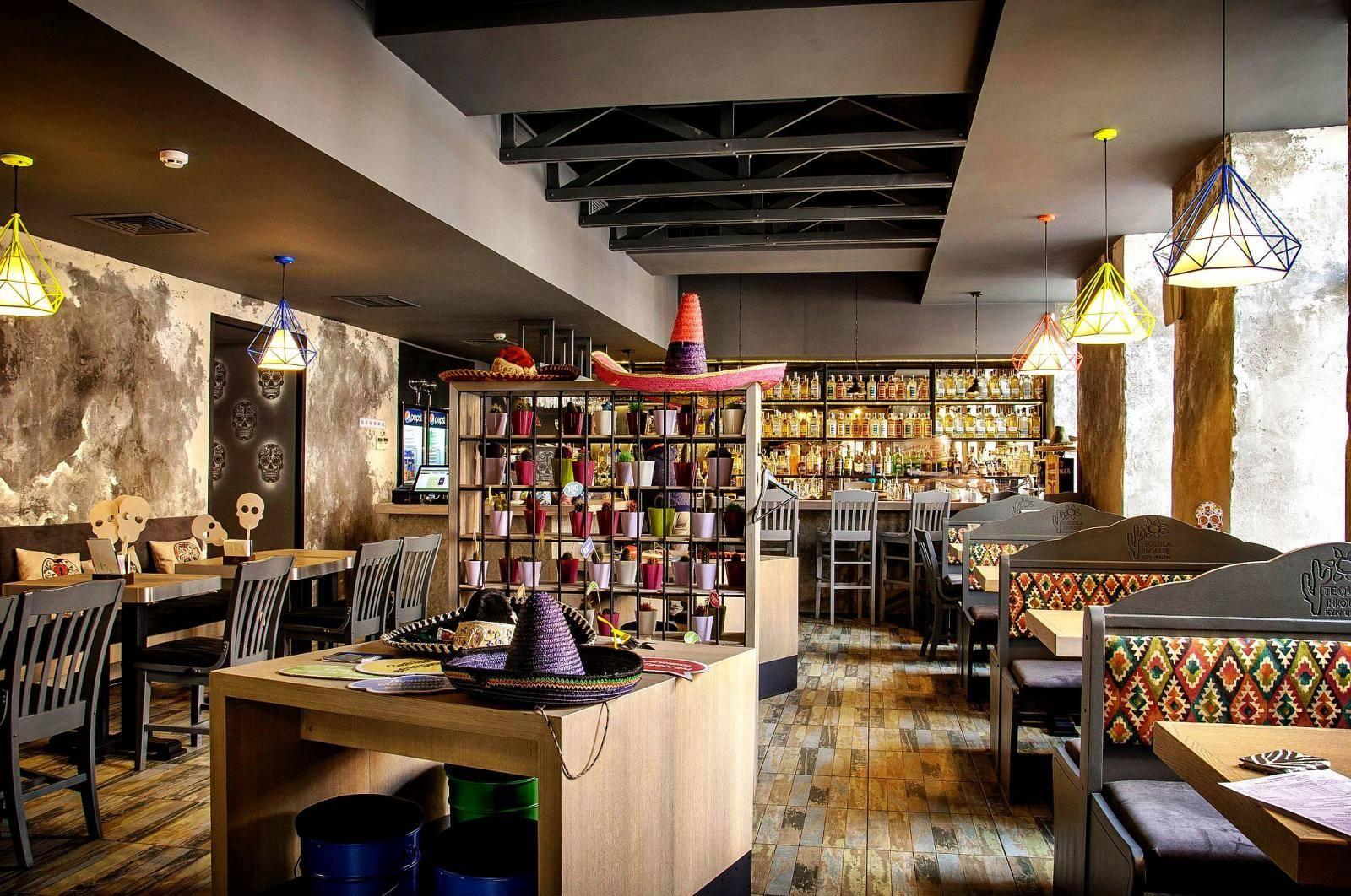 картинки мексиканский ресторан рельс линии