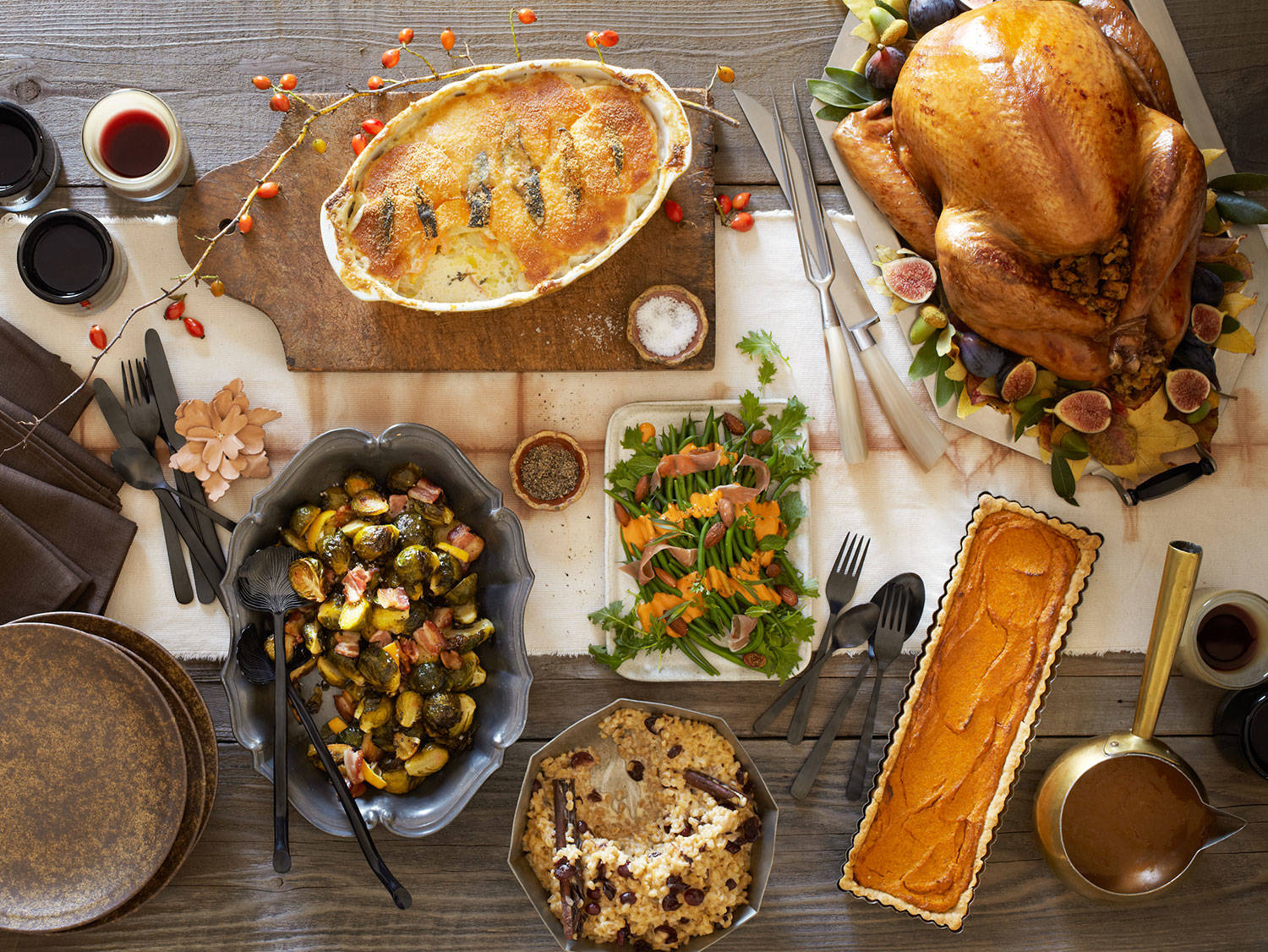 thanksgiving food pictures - HD 1500×1126