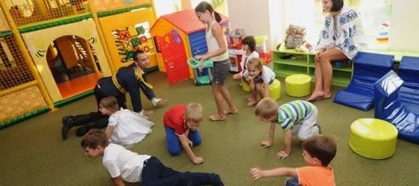 Заседание Orlyatko Kids Club