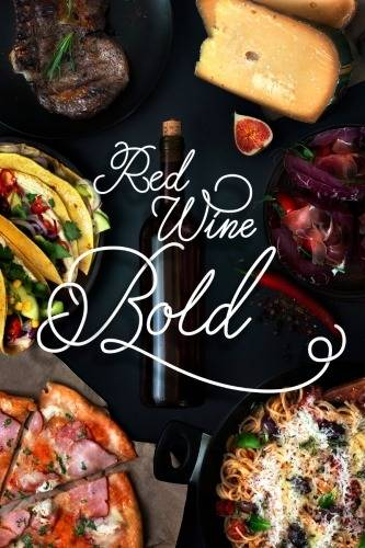 red wine bold