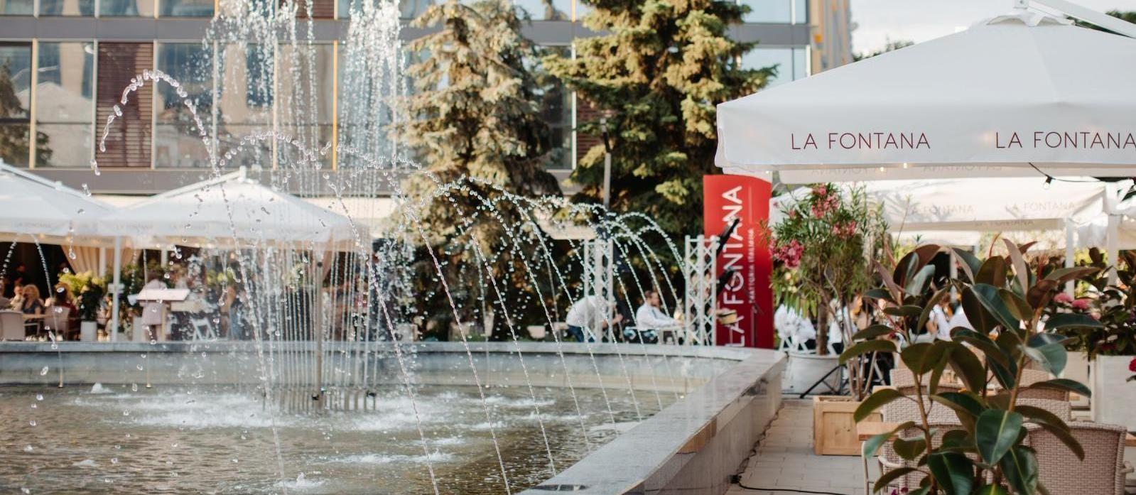 La Fontana trattoria