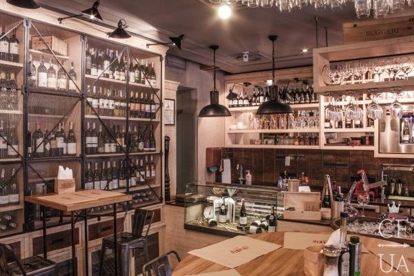 Vinsanto Wine bar