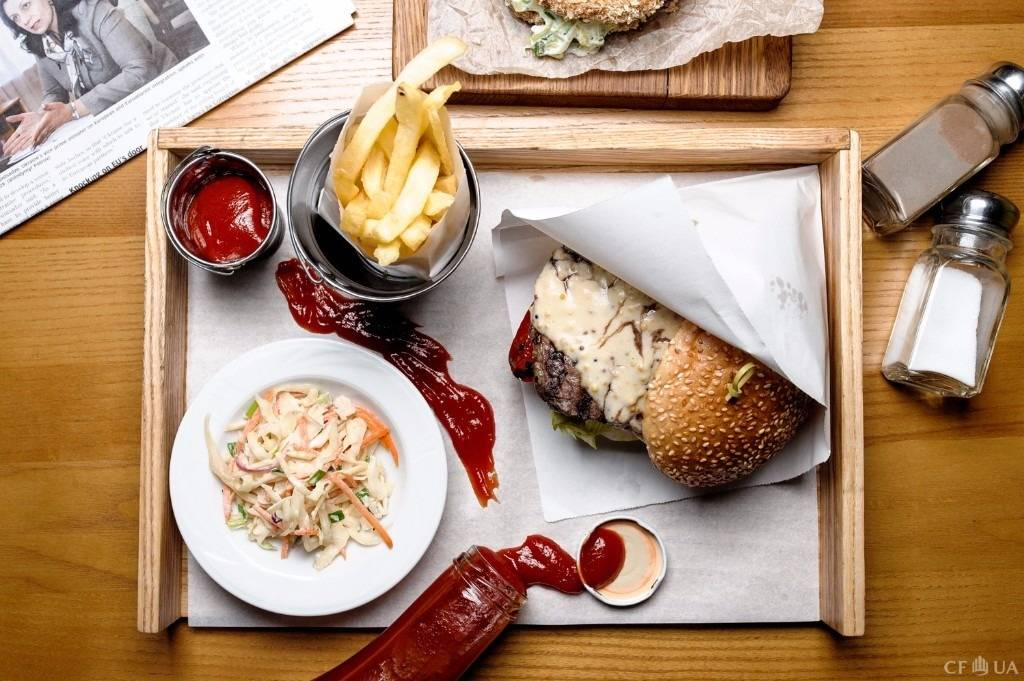 Ресторан True Burger Bar