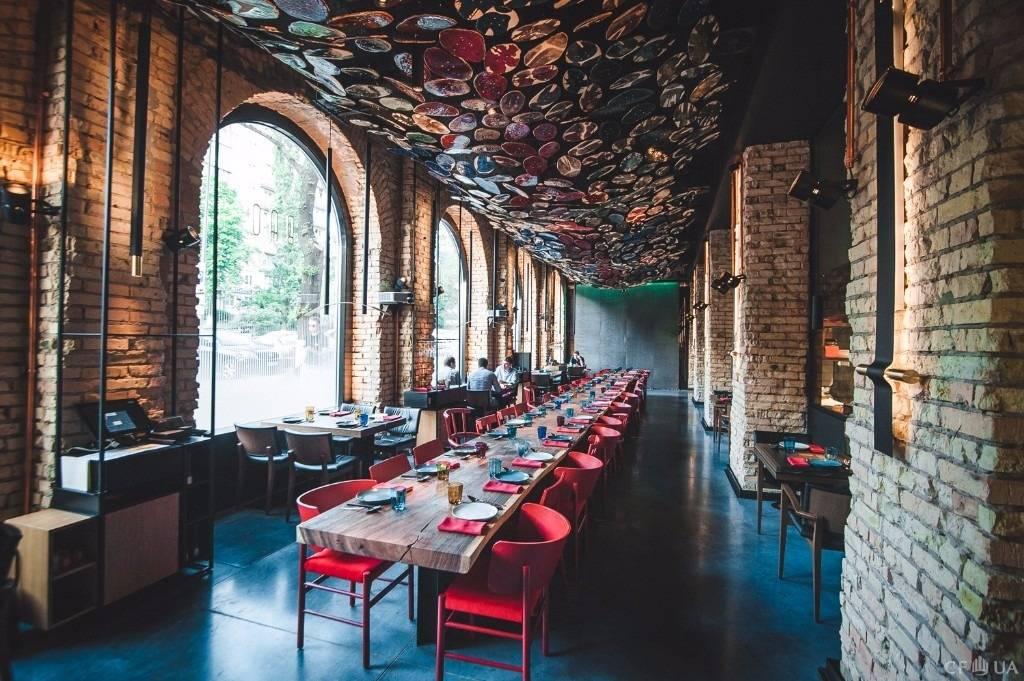BAO - asian food restaurant - Chinese food, Kiev